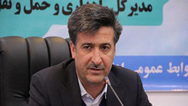 ورودی های فارس تحت کنترل است، ترددهای جاده ای کاهش دارد