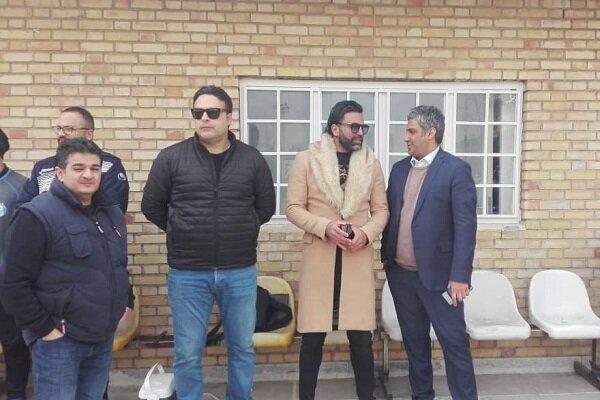 برادر فرهاد مجیدی نزدیک به نیمکت استقلال