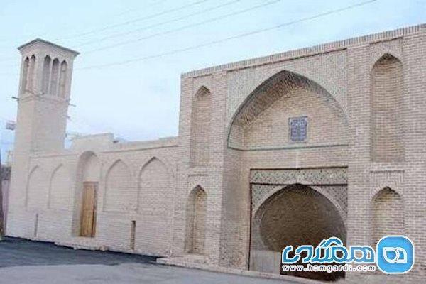 عامل نم زدگی مسجد باغخواص ورامین معین شد