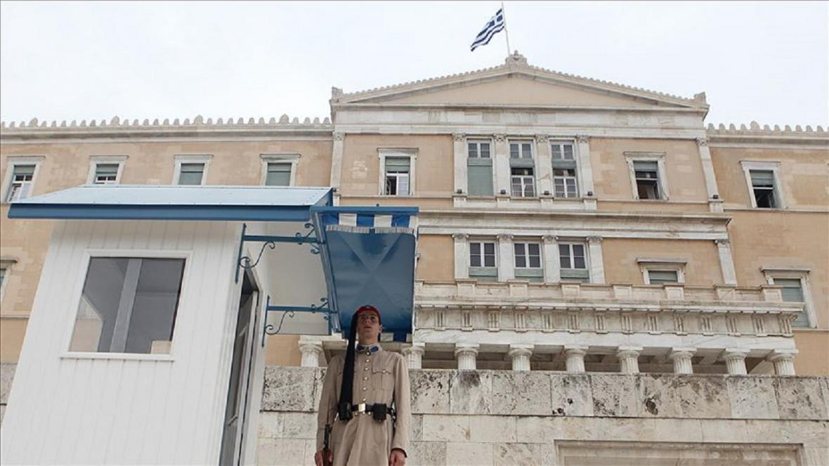 آتن آتش زدن پرچم ترکیه طی تظاهرات در یونان را محکوم کرد