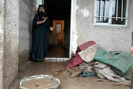خسارت سیل به 52 روستا و 4 شهر استان گلستان؛ 43 واحد مسکونی تخریب شد