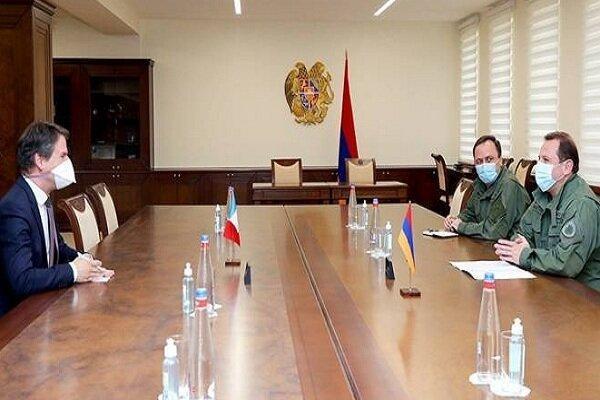 واکنش ارمنستان به رزمایش مشترک ترکیه و جمهوری آذربایجان