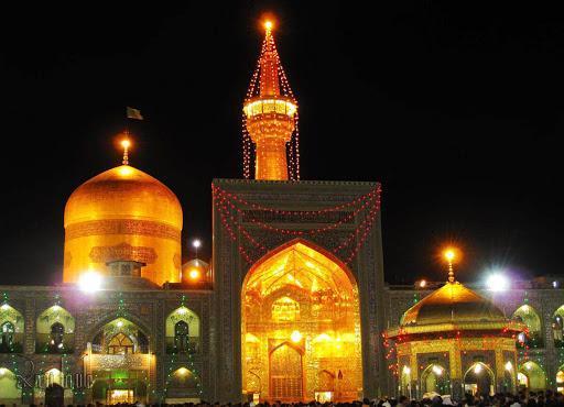 صحن های حرم امام رضا(ع) به صورت 24 ساعته بازگشایی می گردد