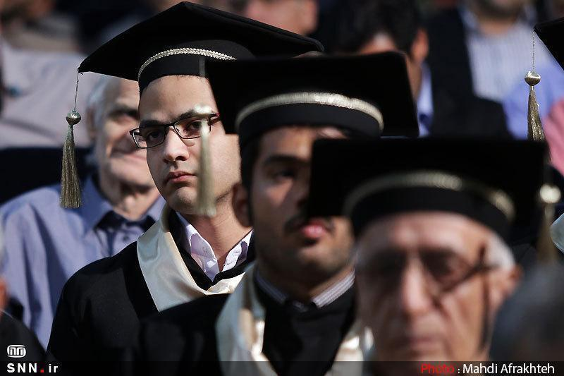 اعطای جوایز تحصیلی بنیاد ملی نخبگان به دانشجویان مستعد دانشگاه تبریز
