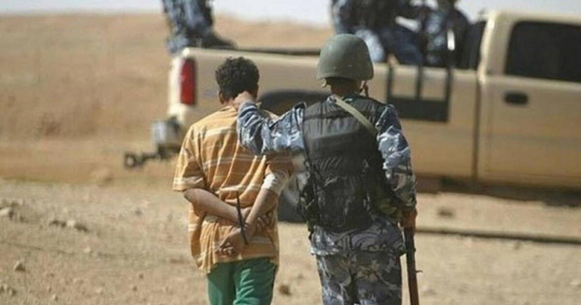 خبرنگاران نیروهای امنیتی عراق 8 داعشی را در استان نینوا دستگیر کردند