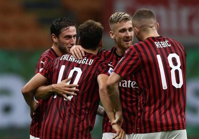 میلان از مرحله مقدماتی وارد لیگ اروپا می گردد، شاگردان پیولی چشم انتظار یاری رم و ناپولی