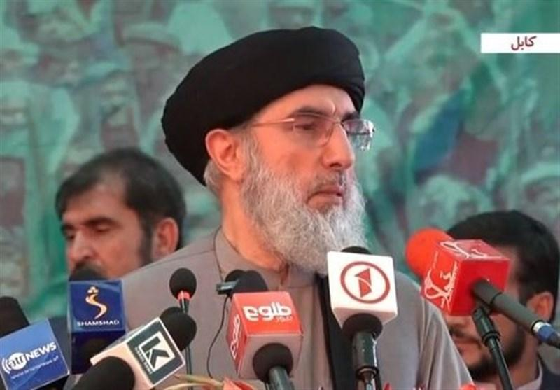 حکمتیار برای همکاری با دولت و حضور در مذاکرات بین الافغانی شرط تعیین کرد