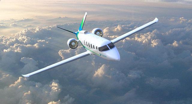 هواپیمای برقی مجوز پرواز در اروپا را گرفت