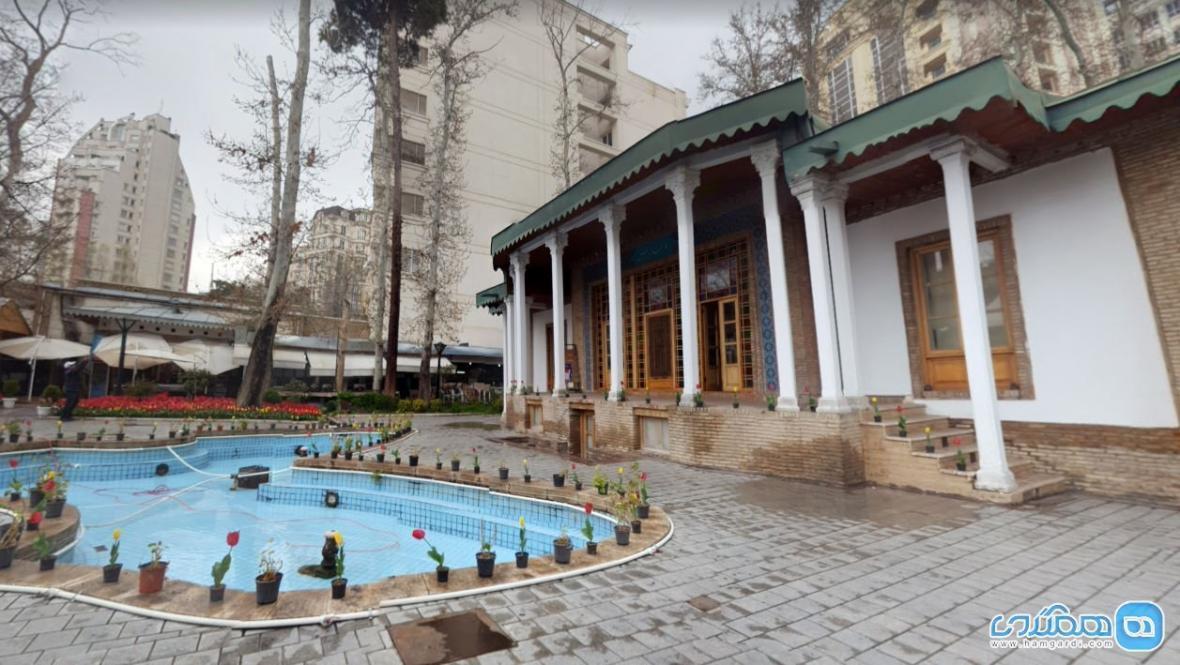 باغ موزه هنر ایرانی تهران؛ چنارستانی با رنگ و بوی تمدن ایرانی