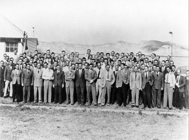 واردات دانشمندان نازی به آمریکا (1939-1945)