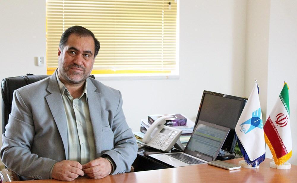 رئیس انجمن مدیریت آموزشی ایران شعبه استان قم منصوب شد