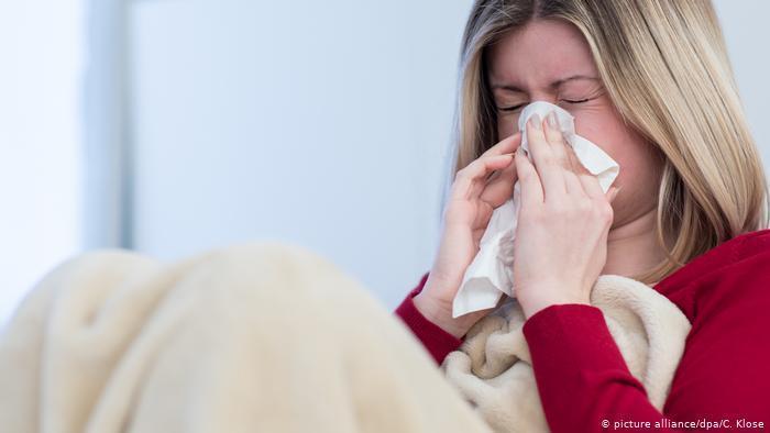 سرماخوردگی محافظی در برابر آنفلوآنزا