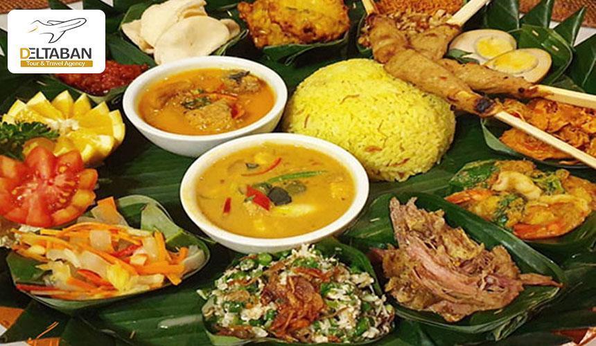خوشمزه ترین غذاهای بالی