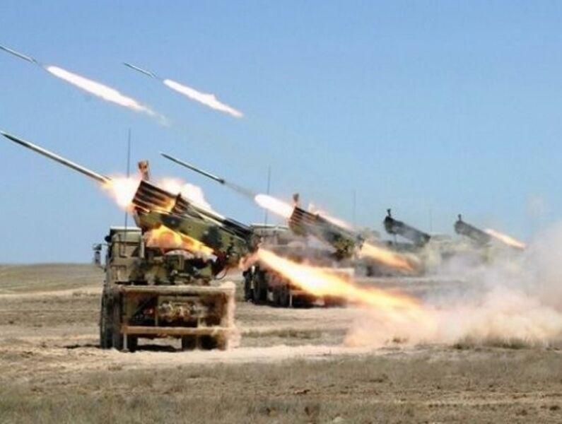 باکو از جلوگیری از حملات ارمنستان در چند محور قره باغ اطلاع داد