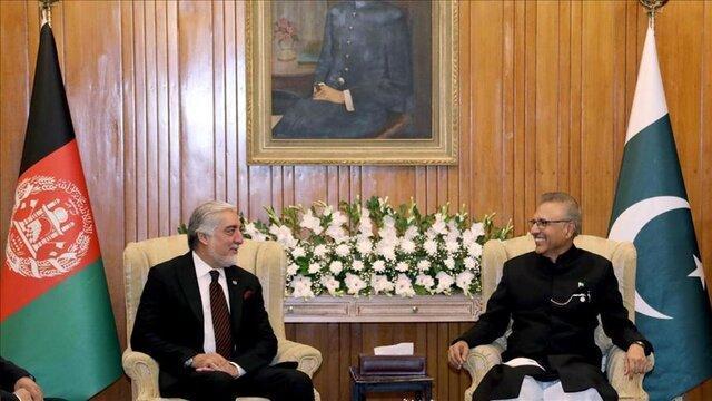رئیس جمهوری پاکستان: از تلاش های صلح در افغانستان حمایت می کنیم