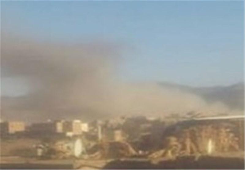 بمباران چندین استان یمن توسط جنگنده های سعودی-آمریکایی
