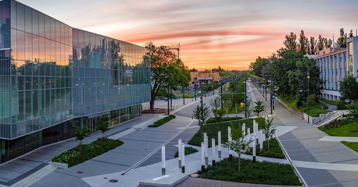 مقاله: دانشگاه بریتیش کلمبیا (The University of British Columbia)