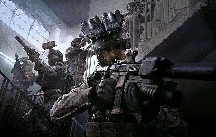 با آپدیت بعدی Modern Warfare بخش های بازی را جداگانه پاک کنید
