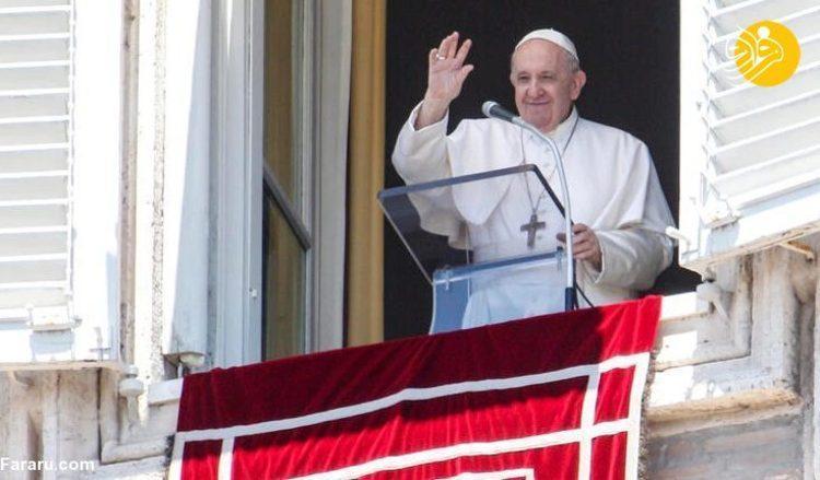 پاپ فرانسیس چطور عکس نیمه برهنه مدل برزیلی را لایک کرد؟