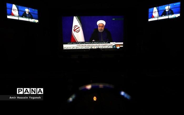 افتتاح 3 پروژه زیربنایی وزارت نیرو با دستور روحانی
