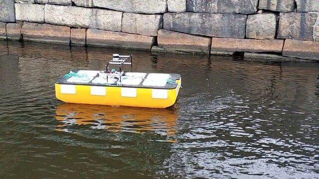 قایق های روباتیک خودران 2 نفره ساخته شد