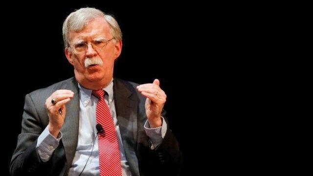 حمله بولتون به ترامپ درباره تصمیماتش در برابر ایران