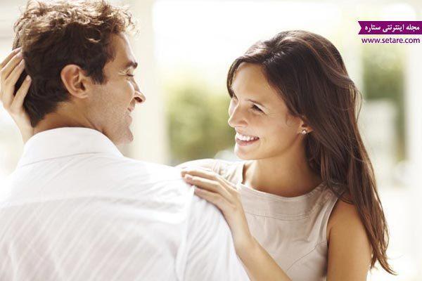 قانون ششم روابط موفق- اگر از کسی خوشتان آمد ابراز علاقه کنید