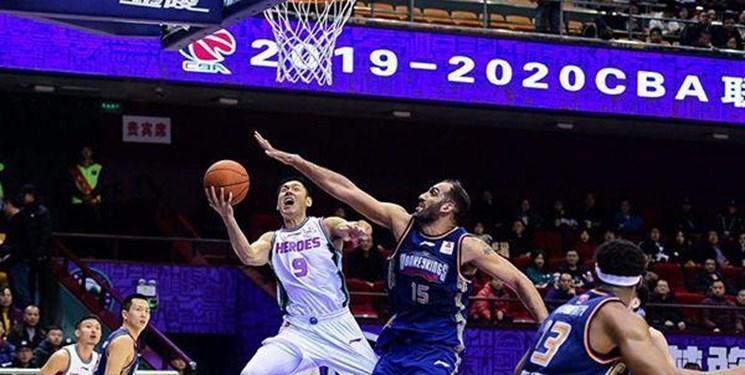 لیگ بسکتبال چین، حدادی نبود، سیچوآن باخت