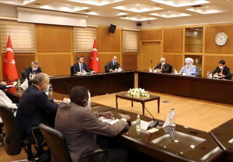 ملاقات معاون وزیر خارجه ترکیه با نمایندگان طوایف لیبی در آنکارا