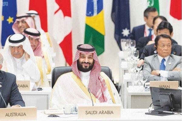 تقلای عربستان برای بهبود وجهه بین المللی خود قبل از نشست جی 20