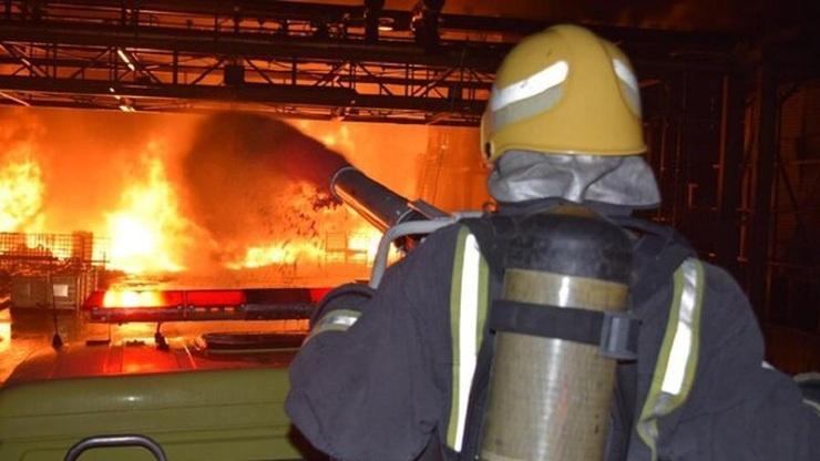 جوشکاری علت انفجار در پتروشیمی خارک، آتش مهار شد