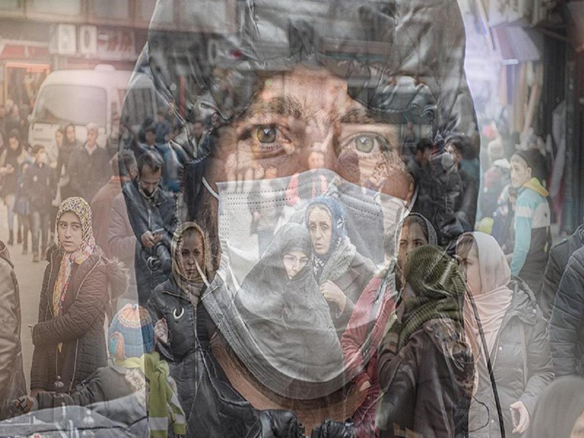 خیز خطرناک بیماران بدحال کرونایی در ایران
