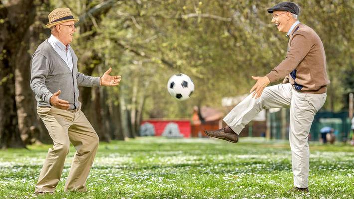 اصول ورزش در دوران سالمندی