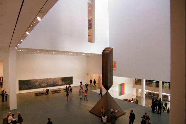 سفر به آمریکا: افتتاح موزه هنر مدرن در نیویورک