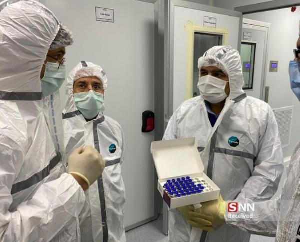 آمادگی ستاد اجرایی فرمان امام برای تولید ماهیانه 1.5 میلیون دوز واکسن کرونا از 40 روز دیگر، ثبت نام 36 هزار داوطلب ، اولین تزریق تا سه روز آینده