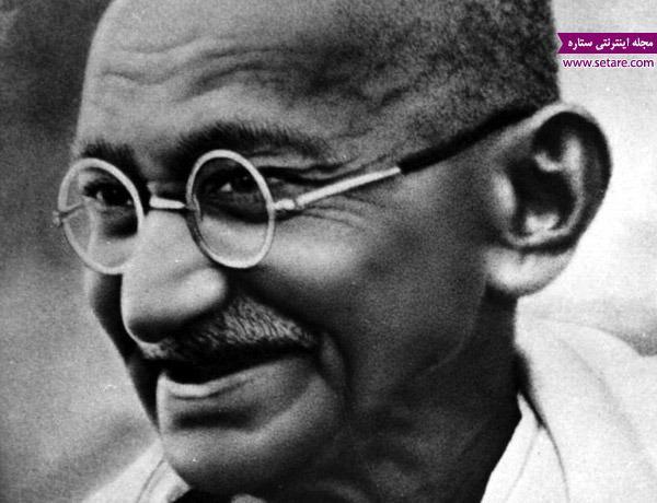 مهمترین وقایع زندگی مهاتما گاندی، رهبر مبارز هند