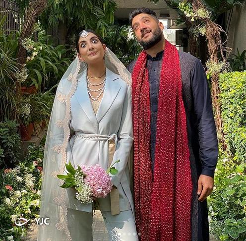 لباس عروسِ هندی سوژه رسانه ها شد (