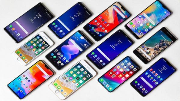 قیمت انواع گوشی موبایل، امروز 21 دی 99