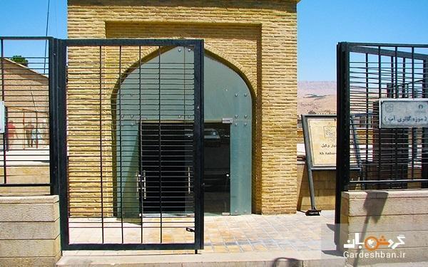 آب انبار وکیل؛عمیق ترین موزه گالری ایران در شیراز، عکس