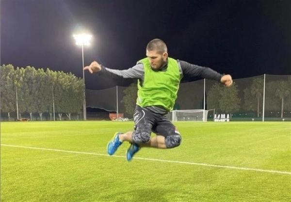پیشنهاد یک تیم فوتبال دسته سومی به حبیب نورماگمدوف