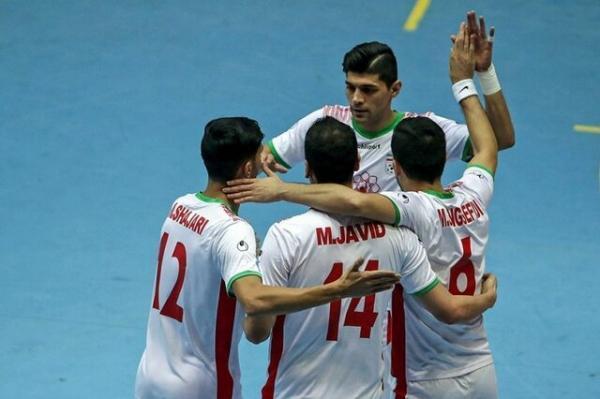 کرونا، مانع بازی محبت آمیز فوتسال ایران با ژاپن؟