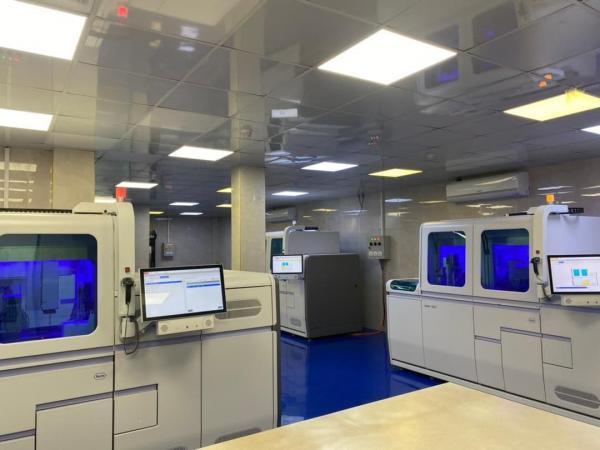 نخستین آزمایشگاه تمام اتوماتیک PCR ایران راه اندازی شد