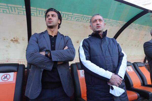 فرهاد مجیدی: باید شخصیت را به استقلال برگردانیم، فقط یک بازیکن را می خواهم خبرنگاران