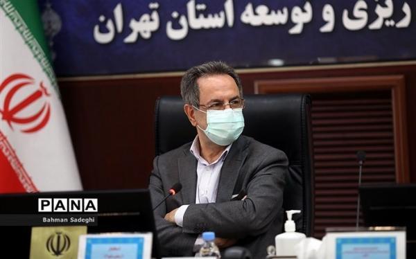 رعایت 76 درصدی فاصله گذاری اجتماعی در استان تهران