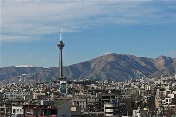 کیفیت هوای تهران در شرایط سالم خبرنگاران