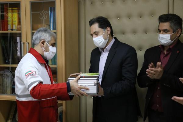 قدردانی از مشارکت بهزیستی گیلان در طرح کیان هلال احمر