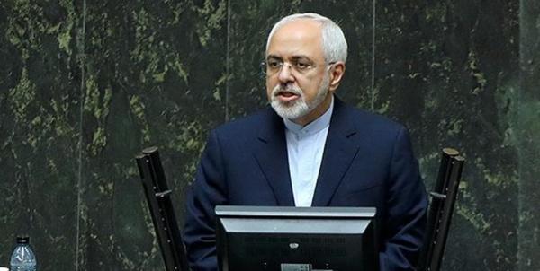 ظریف برای شرح درباره سند ایران و چین به مجلس می رود خبرنگاران