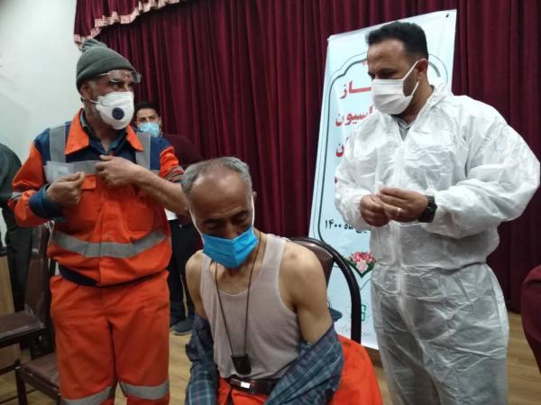 جهانپور آزمایش واکسن ایرانی-کوبایی کرونا روی پاکبان ها را تکذیب کرد خبرنگاران