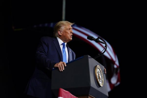 تعهد ترامپ به یاری برای پیروزی جمهوریخواهان در انتخابات 2022