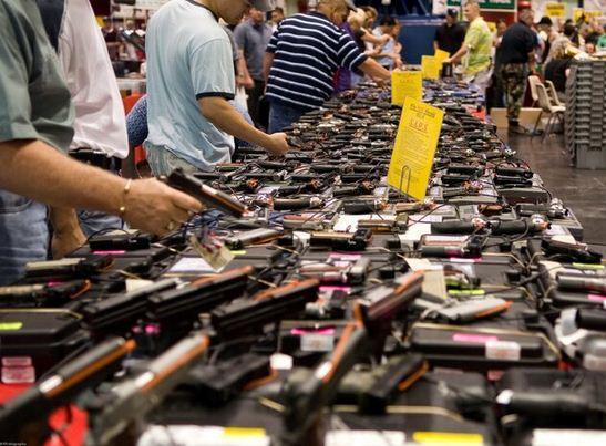 مرگ سالانه 38 هزار آمریکایی با سلاح گرم